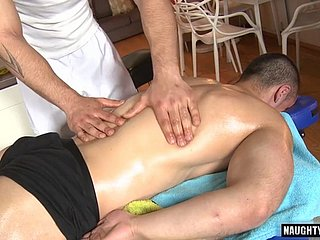 physically dad anal sexual congress together with knead