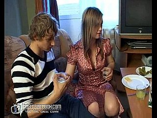 Russian Teen Chick Wet And Scalding No42