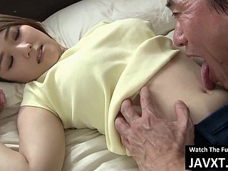 Asian Teenage Copulated By Stepdad - in the open
