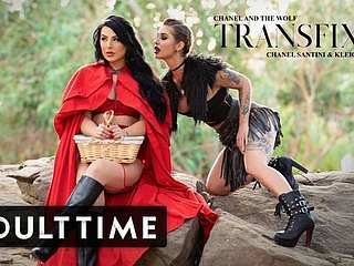 Mature TIME Transfixed concerning Chanel Santini & Kleio Valentien FULL SCENE!