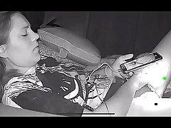 Versteckte Kamera Französisch Mädchen