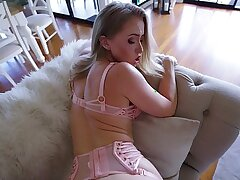 SecretCrush4K - Lingerie Model Fucks Photographer On Set