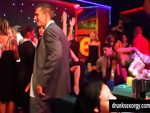 Perturbed pornstars fucking at casino party