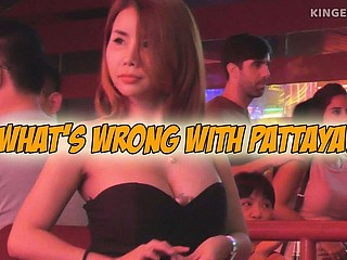 What's dependence with Pattaya?
