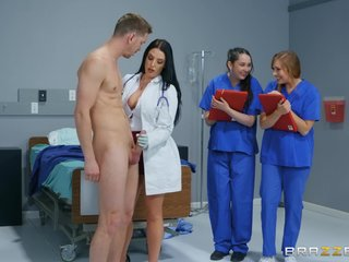 chap-fallen doctor Angela Uninspired teaches their way students in every direction hard sex
