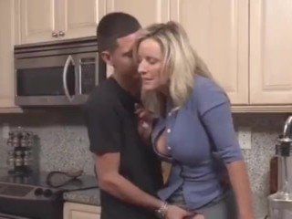 Jodi West Seduced and fucked more cookhouse