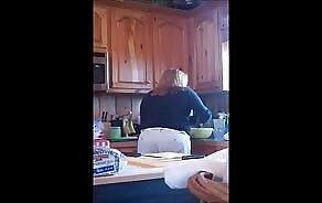sexual congress video My Matriarch back the Kitchen